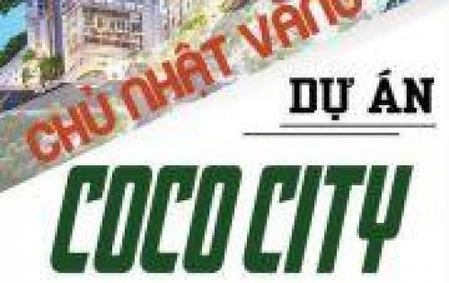 Uống Coffee nhận vàng đem về với dự án GAIA CITY và COCO CITY với Chủ Nhật Vàng. CK lên tới 7%