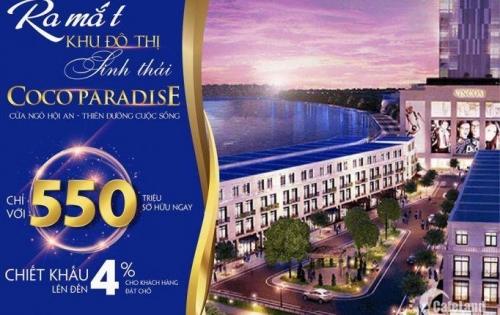Comming soon- Phân khu Coco Paradise- dự án siêu hot Nam Đà Nẵng