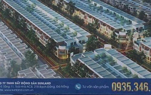 Bán đất khu shophouse mặt tiền đường Minh mạng, gần khu tân trà, bãi tắm Sơn Thủy – LH 0935 237 138