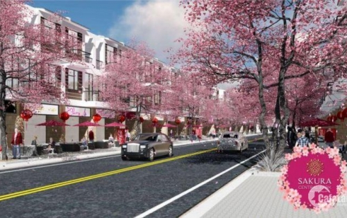 Một  vài lô dự án Sakura giá rẻ bung ra  chỉ vì mùa banh