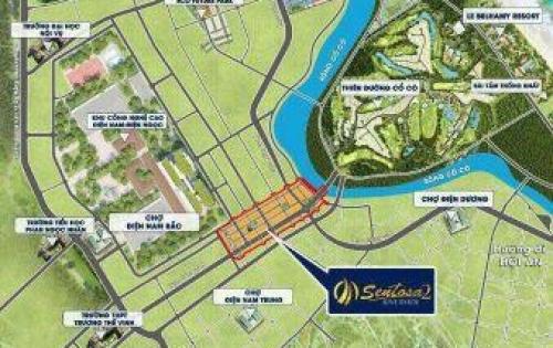 Dự án mới nam Đà Nẵng - Sentosa Riverside 2 chỉ từ 800tr/nền giá gốc từ chủ đầu tư