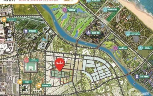 Gaia City  Coco City ven sông Cổ Cò, sau lưng Cocobay, cơ hội đầu tư hàng đầu sinh lời nhanh Chiếc khấu cao