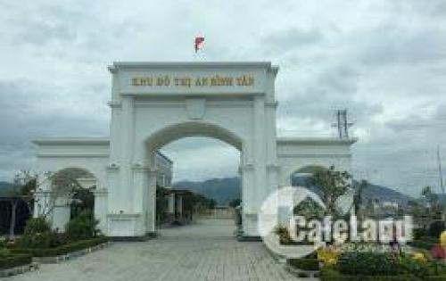 Cần bán lô đất giá tốt mặt tiền đường rộng 13m KĐT An Bình Tân đã có sổ đỏ