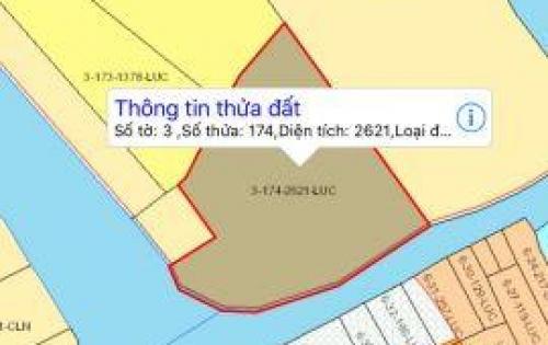 Đất mặt tiền đầu tư xây trọ ,gần KCN 30.000 công nhân