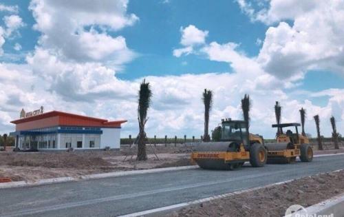 Cần nhượng lại lô đất nền dự án Mega City 2 , trung tâm hành chính Nhơn Trạch