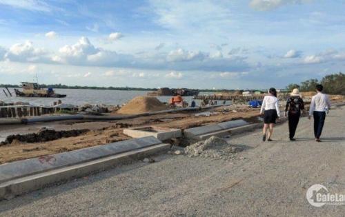Mặt tiền vành đai 3 cách quận 9 chỉ một cây cầu, chỉ có tại siêu dự án King Bay