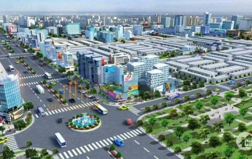 Đất nền Mega city2 - trung tâm hành chính Nhơn Trạch, mặt tiền đường 25C, giá chỉ 6tr/m2, tặng 5 chỉ vàng - 092885808