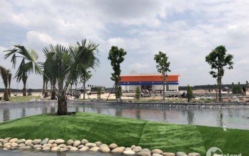 Chỉ 650 triệu sở hữu ngay lô đất trung tâm TP.Nhơn Trạch. LH: 0981179718.
