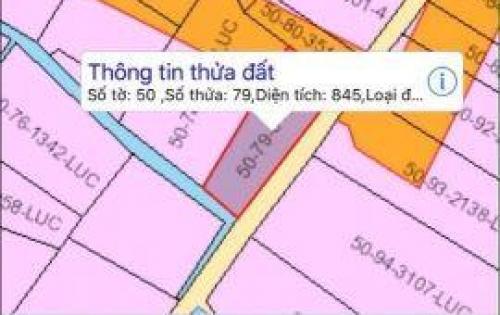 Đất Nhơn Trạch mặt tiền giải phóng 20m giá đầu tư
