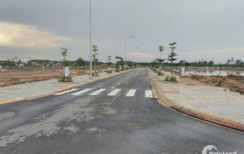 Bán đất xã Hiệp Phước, mặt tiền Tôn Đức Thắng, sổ đỏ thổ cư 100%, LH: 0981179718