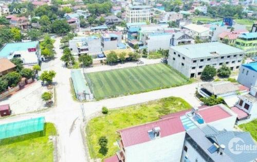 Bán đất nền dự án khu ẩm thực Lê Hồng Phong