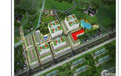 Nhận đặt chỗ 2 lô ngoại giao mặt đường 42m dự án 379 thái nguyên