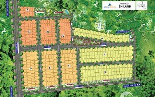 Khu đô thị SH-LAND mở bán đợt 1 giá chỉ từ 11tr/m2