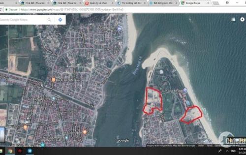 Mở Bán Đất Nền Biệt Thự Nghỉ Dưỡng View Biển,30 triệu/m2
