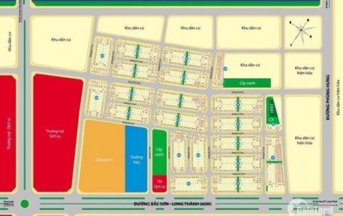 bán đất nền quận 12, cơ hội vàng đầu tư, MT đường 30m, SHR