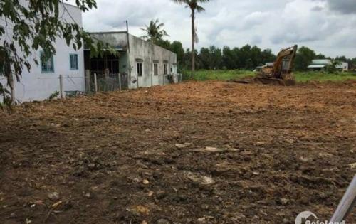 đất mặt tiền kinh doanh đường Đỗ Văn Dậy nối dài 5x19m thổ cư 100% shr