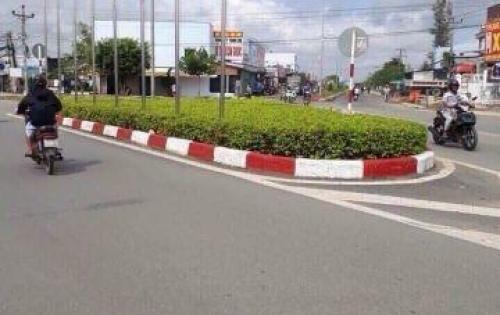 Đất thành phố Tân An, gần Vincom, mặt tiền quốc lộ 62,giá 650trieu
