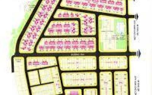 Bán đất Phú Mỹ Chợ Lớn SĐR, Q7, DT: 9.5 x 24m = 228m2 lô góc , giá 60 tr/m2, LH: Hoàng
