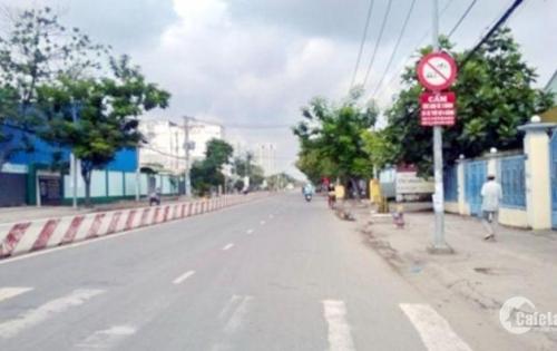 Bán gấp đất mặt tiền đường Huỳnh Tấn Phát phường Phú Mỹ quận 7