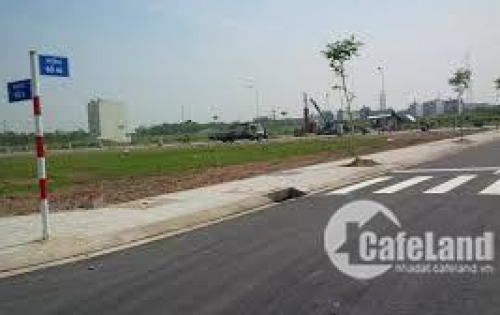 Bán đất trong khu phức hợp ven sông, giá tốt nhất Q7, khu an ninh