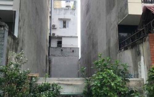 Cần bán lô đất 80m2 tại đường số 39 Bình Thuận Q7