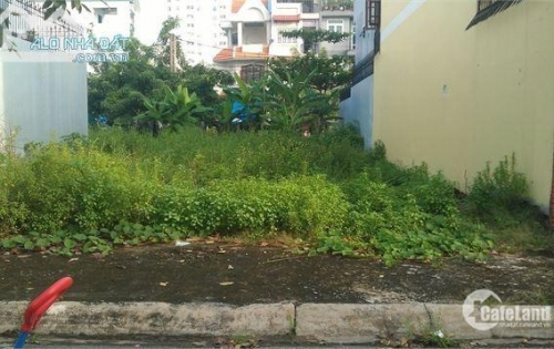 Sacombank thanh lý 5 lô đất gần bến xe quận 8 . Đường Tạ Quang Bửu