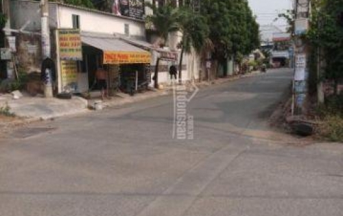 Bán lô đất mặt tiền đường Hai Bà Trưng, gần CoopMart, Q9, Giá 4,250 tỷ