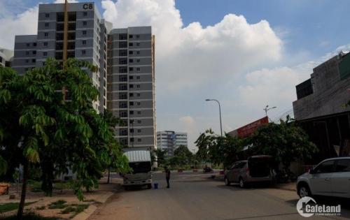 Bán lô đất mt đường 494 trên gần góc Lê Văn Việt RỘNG 20m