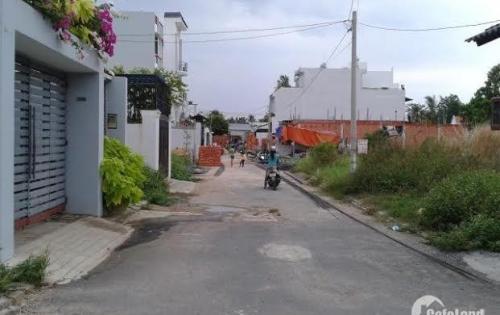 Đất thổ cư hẻm 1 sẹc Nguyễn Duy Trinh, SHR, không ngập nước 32tr/m2