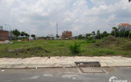 Đất thổ cư 4x16 giá 1.2 tỷ, xây dựng tư do, gần chợ, đường Tây Lân