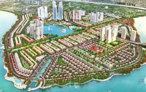 Bán đất nền khu đô thị mới Vạn Phúc Riverside, Hiệp Bình Phước, Thủ Đức.
