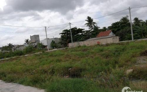 Đất tại cầu vượt Gò Dưa, sau lưng chợ đầu mối, giá rẻ. Sổ hồng, xdtd, bao gpxd