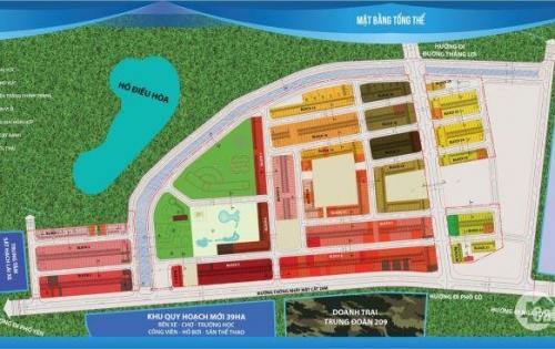 Cơ hội cuối cùng để sở hữu các lô đất đẹp nhất tại P.Thắng Lợi -TP Sông Công LH:0931119013