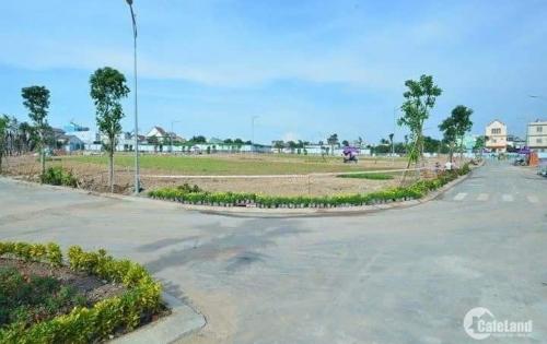 Đất mặt tiền đường quốc lộ 62 phường 6 Thành phố Tân An