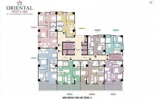 CC cần bán căn hộ view Hồ Tây, DT 86,6m2, đầy đủ nội thất, giá 3.7 tỷ, LH: 0902264286