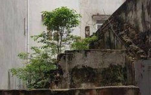 Bán mảnh đất ở phố Nguyễn Lân (ngõ 155 Trường Chinh cũ), nở hậu, ô tô đỗ cửa, 3.8 tỷ