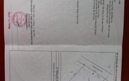 Thanh lý lô đất 3900m2 giá thỏa thuận