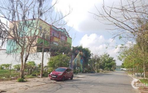 Đất sát trường Mầm Non đường D5, TDC Phú Mỹ, Thủ Dầu Một, Bình Dương giá rẻ