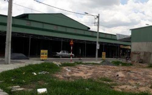 Bán đất đường D1 chợ đêm Hòa Lân,Dt 10x16,giá 6tỷ,đường nhựa thông 12m,kinh doanh sầm uất.