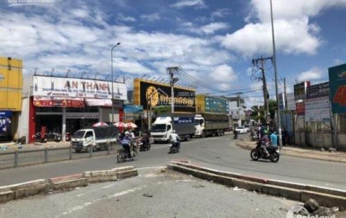 Bán đất mặt tiền đường 743, Thuận An, BD