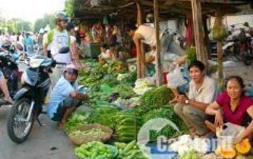 (Chính Chủ) Bán Gấp Lô Góc 600m2 MT Chợ SHR.T.Cư + 24p.trọ sat KCN đang cho Thuê Kín. Gia chỉ 580tr