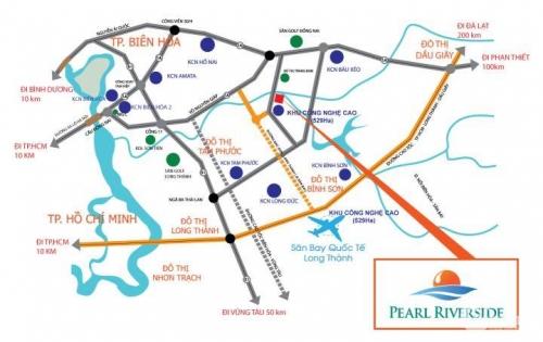 Nhanh tay sở hữu ngay biệt thự sinh thái Pearl Riverside Giang Điền
