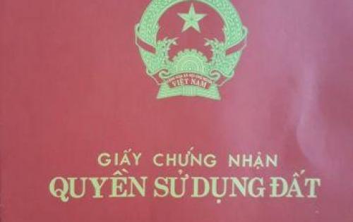 Chính chủ bán 150m2 đất ( sổ đỏ 100m2), MT 6.5m, hướng Nam, ngõ 35, Phố Nhật Tảo,  Hà Nội. Giá 4.5 tỷ.