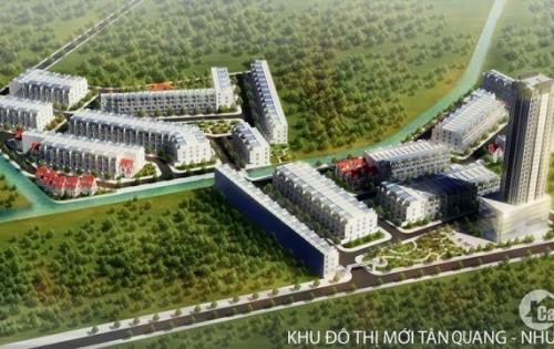 Bán Siêu phẩm đất nền Khu đô thị Tân Quang- Liền Kề Như Quỳnh Diamond Park.  Giá 1.8 tỷ/lô. 0988319238