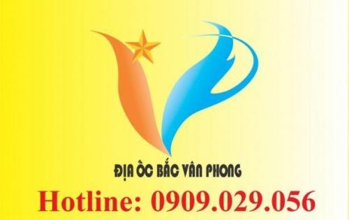 ĐẤT ĐẶC KHU BẮC VÂN PHONG – PHÂN LÔ NGUYỄN HUỆ - THỔ CƯ 100%.