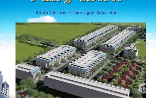 Bán lô đất nền 100m2 dự án Fairy Town