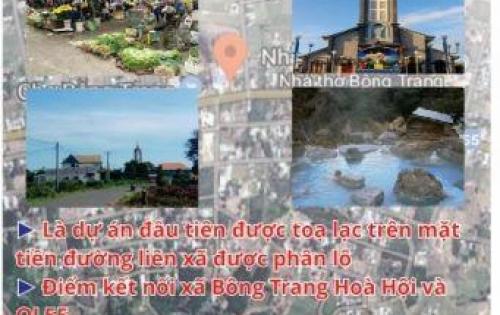 Đất nền thổ cư xã Bông Trang, Huyện Xuyên Mộc, Bà Rịa - Vũng Tàu