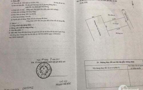 Bán nhà riêng Bùi Thị Từ Nhiên, dt 68m2, mt 5m, 2 tầng, giá 1.5 tỷ.
