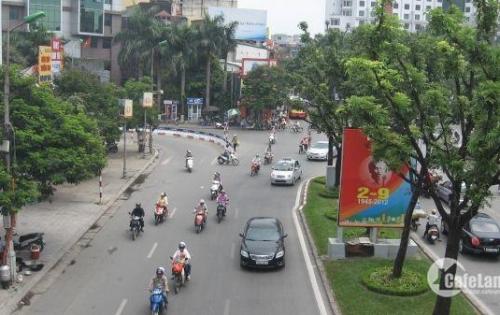 Bán đất MP Giảng Võ, Q Ba Đình,DT255m2,kinh doanh cực tốt 55 tỷ