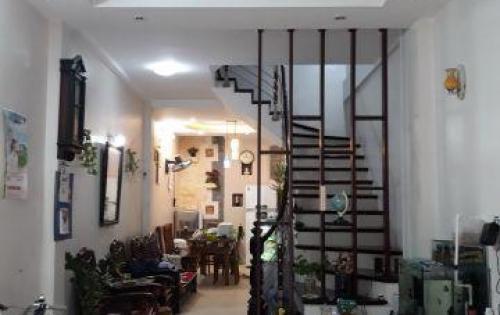 Bán nhà ngõ 266 Đội Cấn,Ba Đình,DT46m2x5tầng,mới,giá chỉ 4,5tỷ.